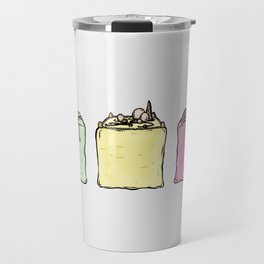 P is for Petit Four Travel Mug