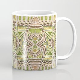 Earth Tapestry Coffee Mug