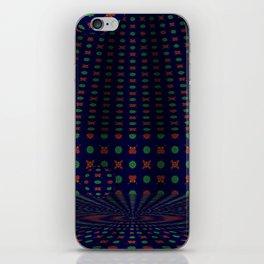 Soothing Orbital Voids 3 iPhone Skin