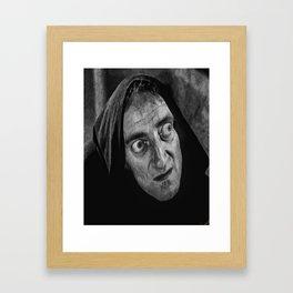 Young Frankenstein: Igor Framed Art Print