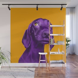 The Dogs: Guy 4 Wall Mural