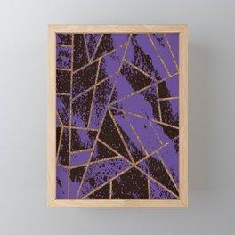 Abstract #989 Framed Mini Art Print