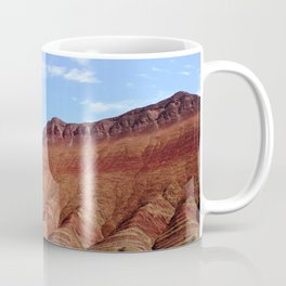 colorful mineral mountain photography 2 Coffee Mug