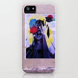 STREET ART #20 iPhone Case