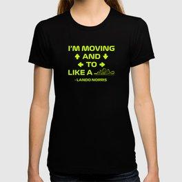 Neon Lando Radio  T-shirt