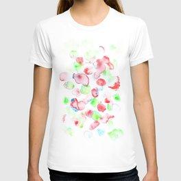 141203 Abstract Watercolor Block 61 T-shirt