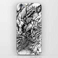 Aggresive iPhone Skin
