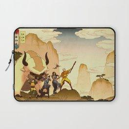 Avatar The Last Airbender Laptop Sleeve