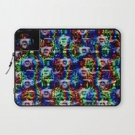 Rainbow Metallic Fanart Laptop Sleeve