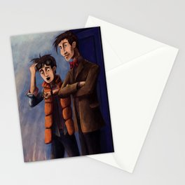 Time's Heroes Stationery Cards