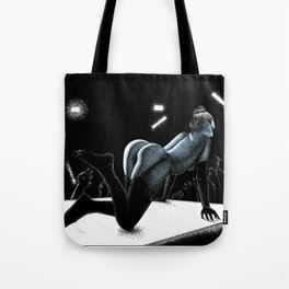 asc 811 - La fille tronc (The performers IV) Tote Bag