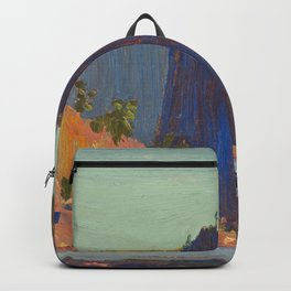 Tom Thomson Petawawa Gorges Canadian Landscape Artist Backpack