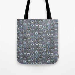 Mystic Eyes Tote Bag