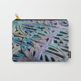 Great Patina Grate Carry-All Pouch