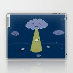 How Clouds Stay Fluffy Laptop & iPad Skin