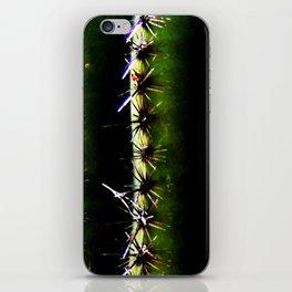 Saguaro Ribs iPhone Skin