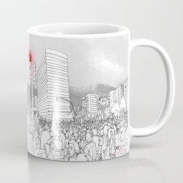 People in the streets Coffee Mug