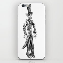 Random Person iPhone Skin