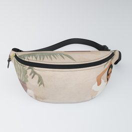Graceful Resting II Fanny Pack
