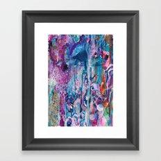 Disquiet Framed Art Print