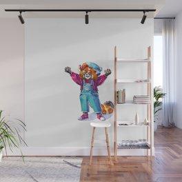 Happy Freddie Wall Mural