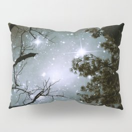 Starry Night Sky 2 Pillow Sham