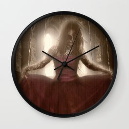 The Marionette Wall Clock