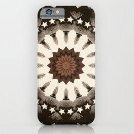 Ouija Wheel of Stars - Beyond the Veil iPhone Case
