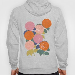 Flowers In Full Bloom Hoody