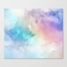 BLUEBIRDS FLY Canvas Print