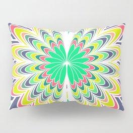Floral burst Pillow Sham