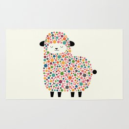 Bubble Sheep Rug