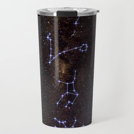 Zodiac Signs Travel Mug