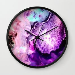 Cell Life Wall Clock