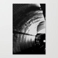 Kiev metro(1) Canvas Print