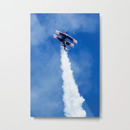 Avalon Airshow - N540S Pitts S-2S Special Metal Print