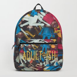 Adult-ish playtime Backpack