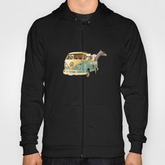 NEVER STOP EXPLORING THE BEACH Hoody