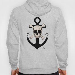 The Anchor of Capt. Hook Hoody