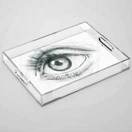 Eye Acrylic Tray