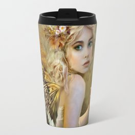 Touch of Gold - Fairy Travel Mug