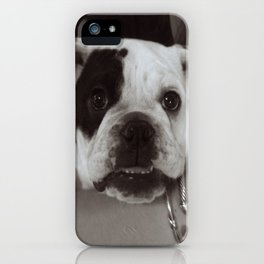 Good Dog iPhone Case
