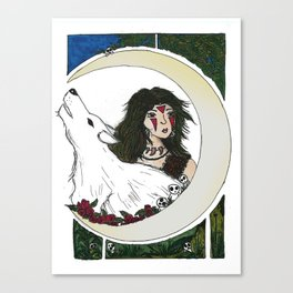 San Canvas Print