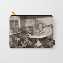 Witch Herbarium Sepia Carry-All Pouch