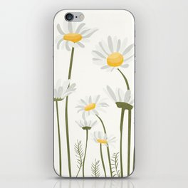 Summer Flowers III iPhone Skin