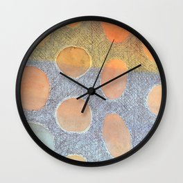 Illuminated Dots Wall Clock