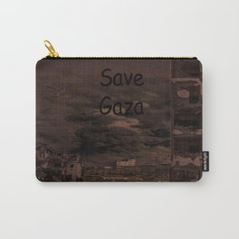Gaza Carry-All Pouch