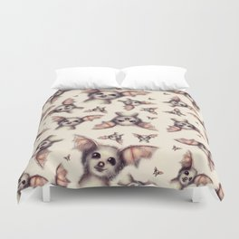 What the Fox - Pattern Duvet Cover