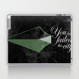 The Arrow Laptop & iPad Skin