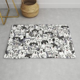 Original Sheepdogs On Watch Rug